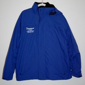 L.L. Bean 3-in-1 Waterproof Windproof Jacket